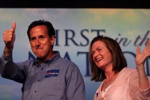 Rick & Karen Santorum