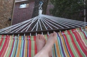 Hammocks are Happy Makers