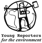 oung Reporters for the Environment Logo